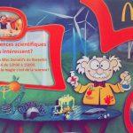 Animation à Barentin : expériences scientifiques