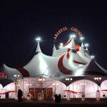idées de sorties : le cirque Arlette Gruss est en ville !