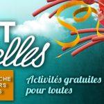 activités sportives pour la journée de la femme à Rouen (76)