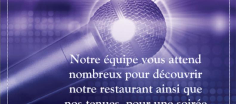 Soirée Disco dans votre McDonald's de Barentin !