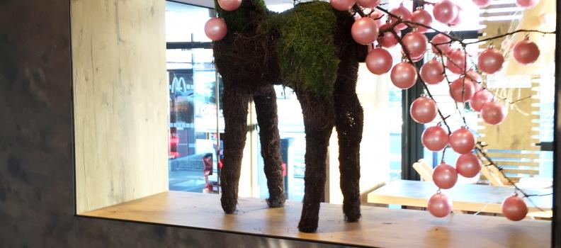 Noël dans votre restaurant McDonald's du Mesnil-Esnard !