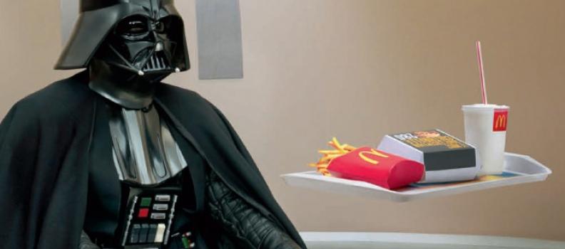 Star Wars dans votre McDonald's du Mont-Riboudet !