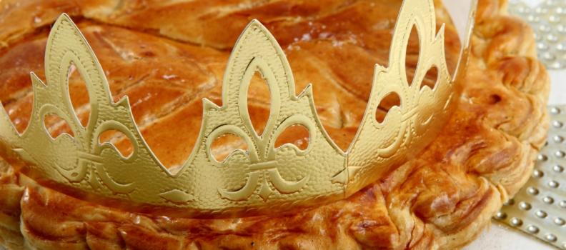 Galette des rois dans votre restaurant de Barentin !