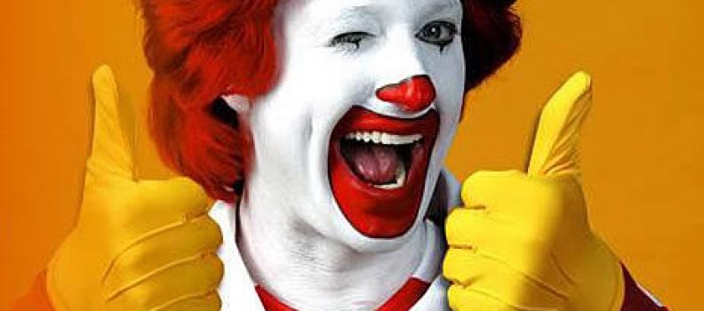Ronald samedi prochain au Mont-Riboudet !