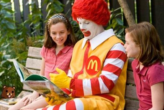 Gros-Horloge : Ronald en visite mercredi !